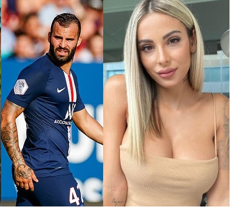 Jese Rodriguez sacked by PSG in wake of sex scandal and allegation